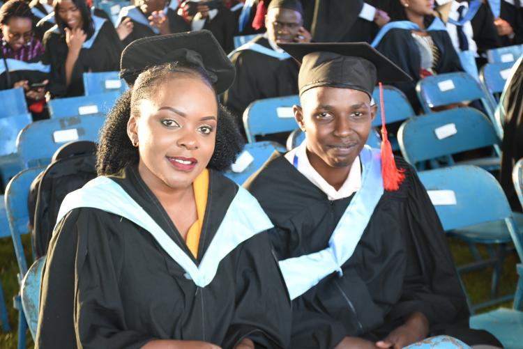 2019 class graduands