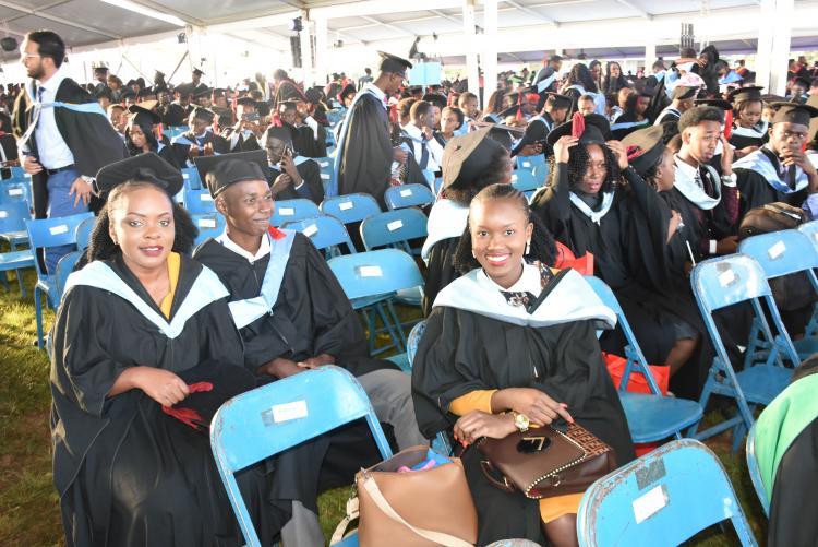 2019 graduation ceremony