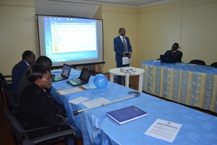 Mentorship committee retreat