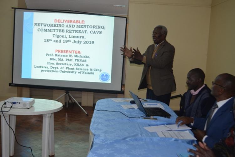 Mentorship committee retreat 7
