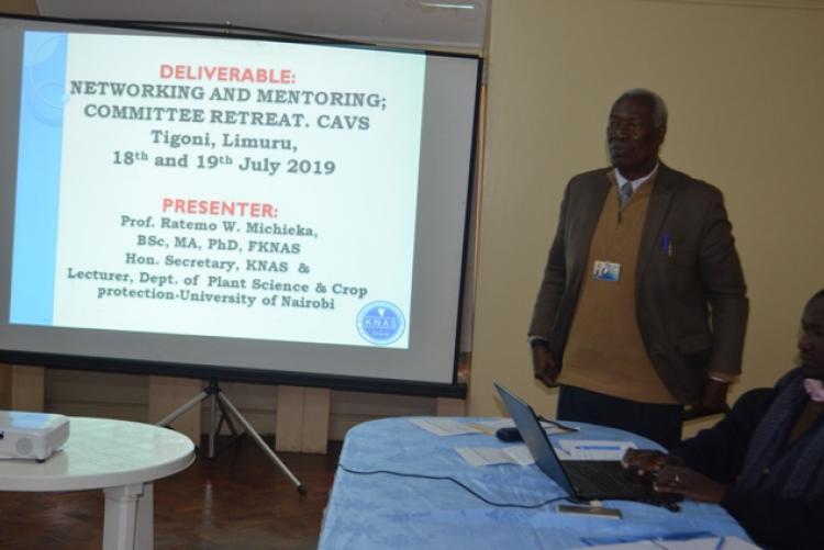 Mentorship committee retreat 9